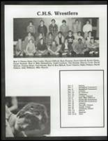 1980 Shelbyville Central High School Yearbook Page 104 & 105
