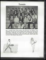 1980 Shelbyville Central High School Yearbook Page 106 & 107