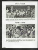 1980 Shelbyville Central High School Yearbook Page 108 & 109