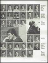 1980 Shelbyville Central High School Yearbook Page 126 & 127