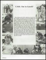 1980 Shelbyville Central High School Yearbook Page 128 & 129