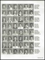 1980 Shelbyville Central High School Yearbook Page 136 & 137