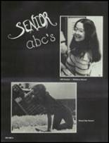 1980 Shelbyville Central High School Yearbook Page 154 & 155
