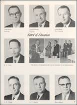 1968 Clyde High School Yearbook Page 10 & 11