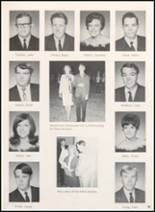 1968 Clyde High School Yearbook Page 22 & 23