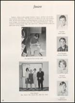 1968 Clyde High School Yearbook Page 24 & 25