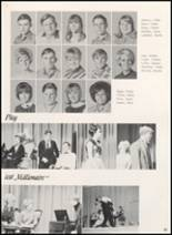 1968 Clyde High School Yearbook Page 26 & 27