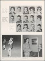1968 Clyde High School Yearbook Page 34 & 35