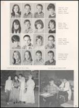1968 Clyde High School Yearbook Page 36 & 37