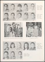 1968 Clyde High School Yearbook Page 38 & 39