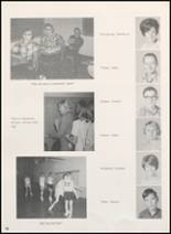 1968 Clyde High School Yearbook Page 40 & 41