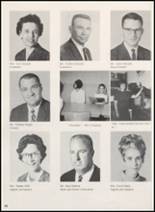 1968 Clyde High School Yearbook Page 44 & 45