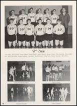 1968 Clyde High School Yearbook Page 52 & 53
