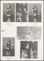1968 Clyde High School Yearbook Page 54 & 55