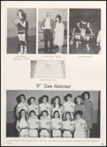 1968 Clyde High School Yearbook Page 56 & 57
