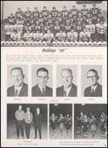 1968 Clyde High School Yearbook Page 62 & 63