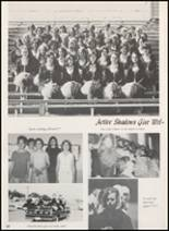 1968 Clyde High School Yearbook Page 72 & 73