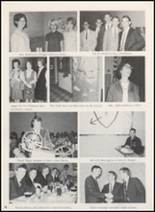 1968 Clyde High School Yearbook Page 80 & 81