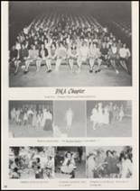 1968 Clyde High School Yearbook Page 84 & 85