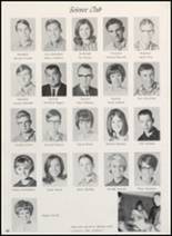 1968 Clyde High School Yearbook Page 86 & 87