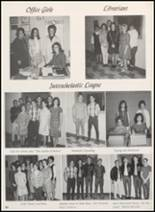 1968 Clyde High School Yearbook Page 88 & 89