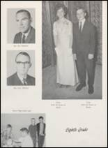 1968 Clyde High School Yearbook Page 90 & 91