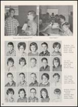 1968 Clyde High School Yearbook Page 92 & 93