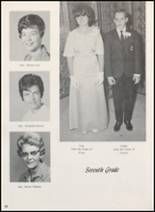 1968 Clyde High School Yearbook Page 94 & 95