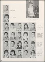 1968 Clyde High School Yearbook Page 98 & 99