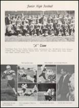 1968 Clyde High School Yearbook Page 100 & 101