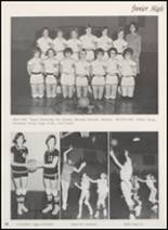 1968 Clyde High School Yearbook Page 102 & 103
