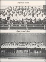 1968 Clyde High School Yearbook Page 106 & 107