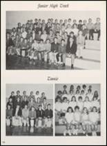 1968 Clyde High School Yearbook Page 108 & 109