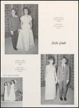 1968 Clyde High School Yearbook Page 110 & 111