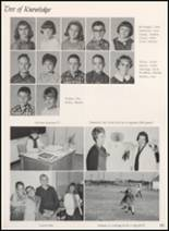 1968 Clyde High School Yearbook Page 124 & 125