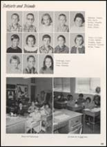 1968 Clyde High School Yearbook Page 128 & 129
