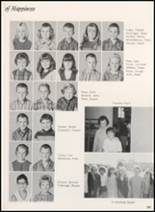 1968 Clyde High School Yearbook Page 132 & 133