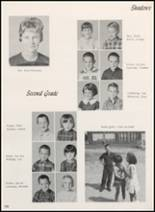 1968 Clyde High School Yearbook Page 136 & 137