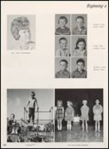 1968 Clyde High School Yearbook Page 144 & 145