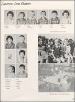 1968 Clyde High School Yearbook Page 146 & 147
