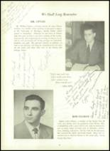 1950 Ottawa Hills High School Yearbook Page 10 & 11