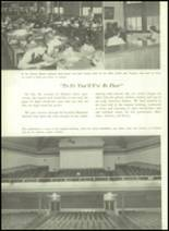 1950 Ottawa Hills High School Yearbook Page 14 & 15