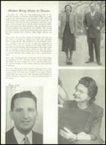 1950 Ottawa Hills High School Yearbook Page 18 & 19
