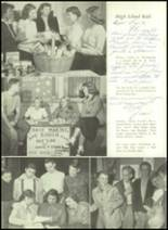 1950 Ottawa Hills High School Yearbook Page 20 & 21