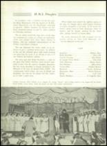 1950 Ottawa Hills High School Yearbook Page 28 & 29