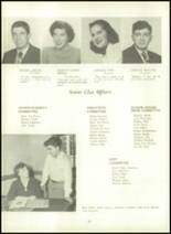 1950 Ottawa Hills High School Yearbook Page 32 & 33