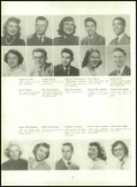 1950 Ottawa Hills High School Yearbook Page 34 & 35