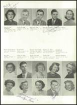 1950 Ottawa Hills High School Yearbook Page 36 & 37