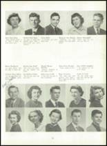 1950 Ottawa Hills High School Yearbook Page 38 & 39