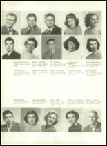 1950 Ottawa Hills High School Yearbook Page 40 & 41